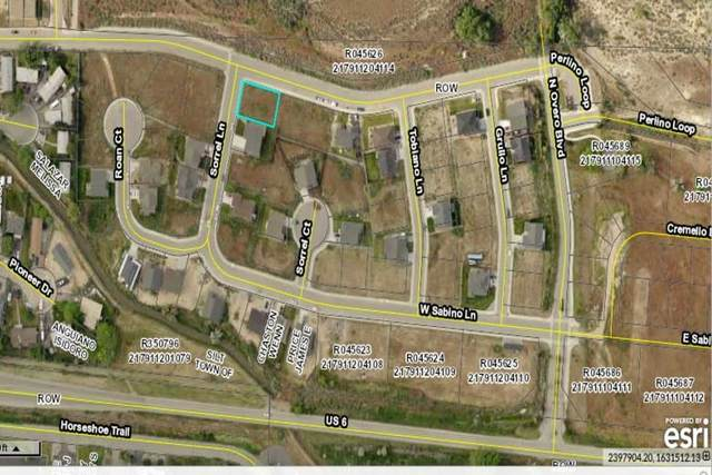 2128 Sorrel Street, Silt, CO 81652 (MLS #20215495) :: The Grand Junction Group with Keller Williams Colorado West LLC