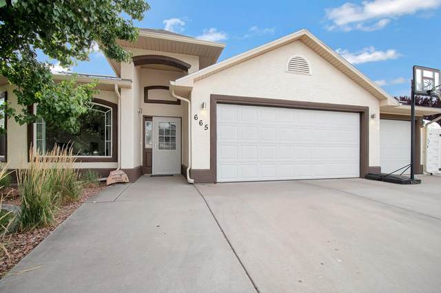 665 Thornhill Court, Grand Junction, CO 81504 (MLS #20215502) :: Lifestyle Living Real Estate