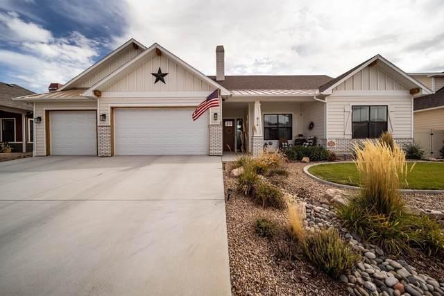 814 Apple Glen Drive, Grand Junction, CO 81505 (MLS #20215504) :: CENTURY 21 CapRock Real Estate