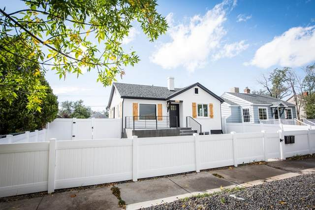 245 Belford Avenue, Grand Junction, CO 81501 (MLS #20215514) :: The Christi Reece Group