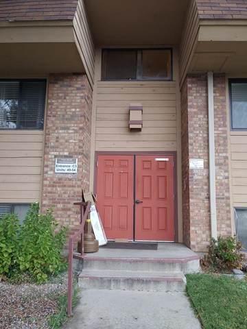 1140 Walnut Avenue #51, Grand Junction, CO 81501 (MLS #20215522) :: The Joe Reed Team