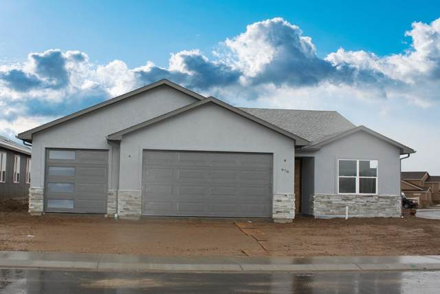 678 Everly Court, Grand Junction, CO 81504 (MLS #20215524) :: The Christi Reece Group
