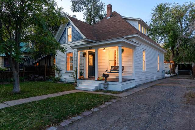 1114 White Avenue, Grand Junction, CO 81501 (MLS #20215528) :: The Grand Junction Group with Keller Williams Colorado West LLC