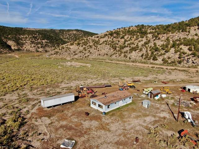 420 County Road 28, Rangely, CO 81641 (MLS #20215529) :: The Christi Reece Group