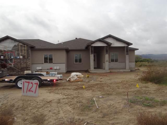 1727 Stremel Creek Court, Fruita, CO 81521 (MLS #20215533) :: CENTURY 21 CapRock Real Estate