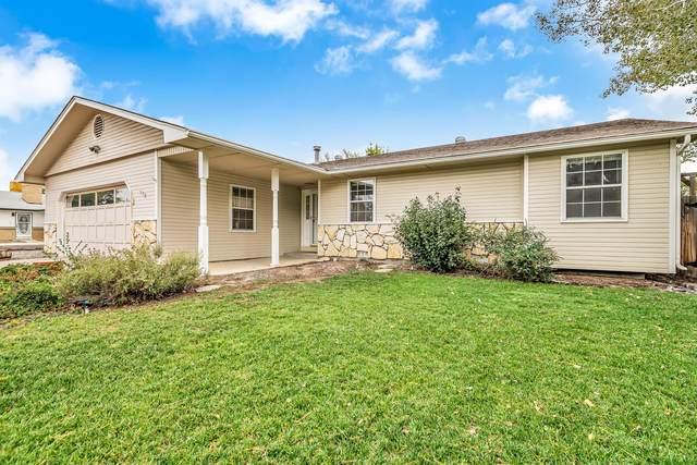 590 Seranade Street, Grand Junction, CO 81504 (MLS #20215536) :: Lifestyle Living Real Estate