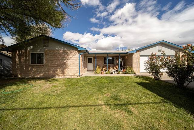 3024 F 3/4 Road, Grand Junction, CO 81504 (MLS #20215540) :: Lifestyle Living Real Estate