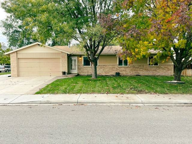 676 1/2 W Moorland Circle, Grand Junction, CO 81504 (MLS #20215542) :: Lifestyle Living Real Estate