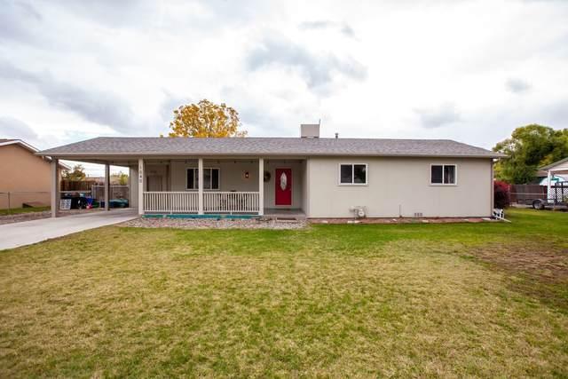 1040 E Cleveland Avenue, Fruita, CO 81521 (MLS #20215547) :: CENTURY 21 CapRock Real Estate