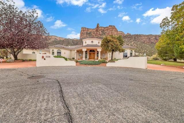 2018 Eagle Court, Grand Junction, CO 81507 (MLS #20215555) :: CENTURY 21 CapRock Real Estate