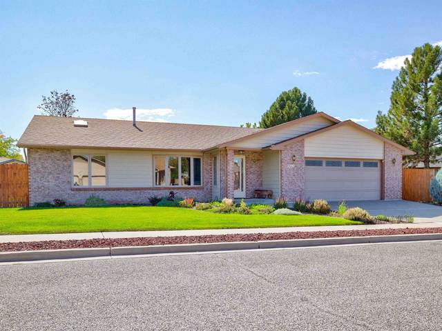 2297 E Piazza Place, Grand Junction, CO 81506 (MLS #20215561) :: The Grand Junction Group with Keller Williams Colorado West LLC