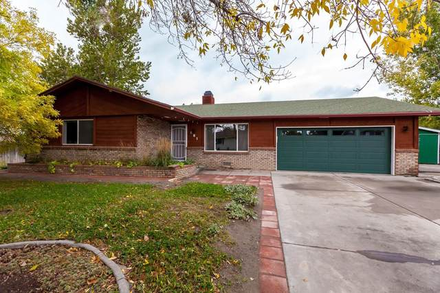 581 Seranade Street, Grand Junction, CO 81504 (MLS #20215562) :: Lifestyle Living Real Estate