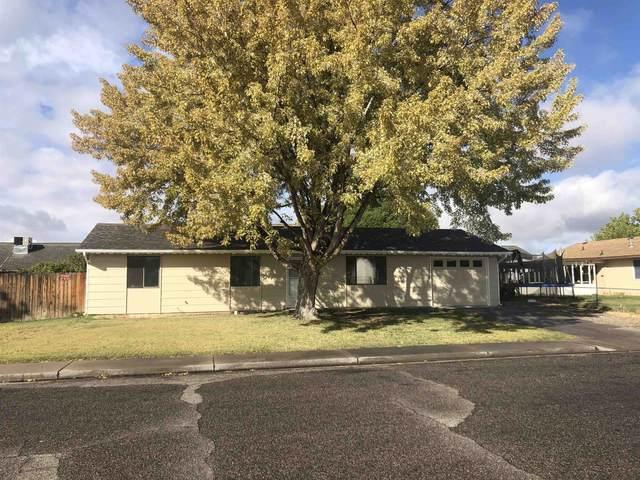 473 Santee Street, Grand Junction, CO 81504 (MLS #20215564) :: CENTURY 21 CapRock Real Estate