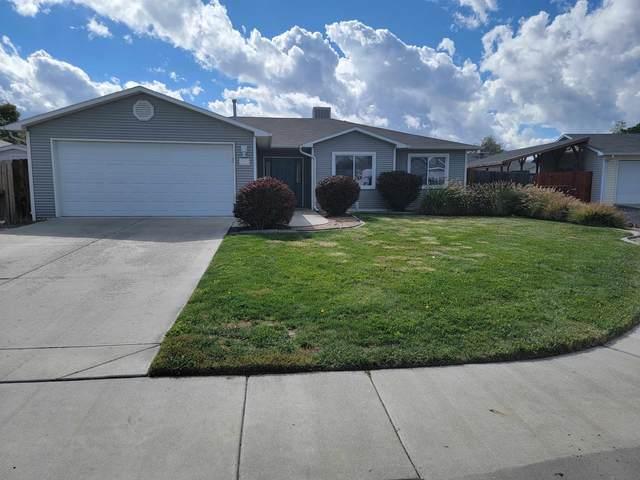 3147 W Eider Court, Grand Junction, CO 81504 (MLS #20215568) :: CENTURY 21 CapRock Real Estate