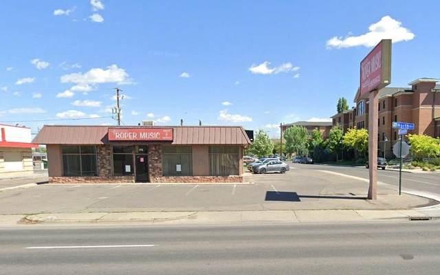 912 North Avenue, Grand Junction, CO 81501 (MLS #20215575) :: CENTURY 21 CapRock Real Estate