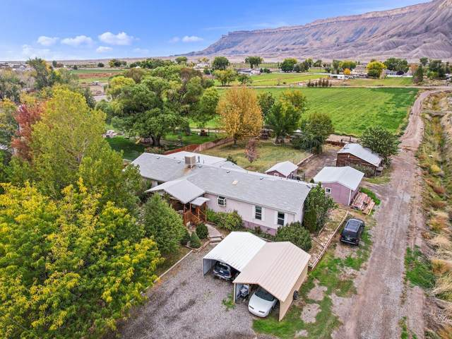 3448 F 3/4 Road, Clifton, CO 81520 (MLS #20215579) :: The Grand Junction Group with Keller Williams Colorado West LLC