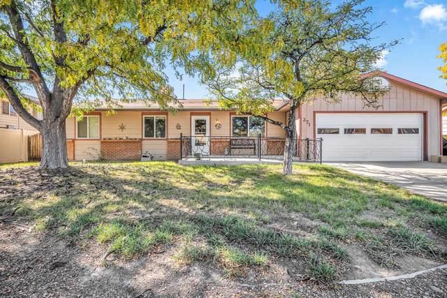271 Arlington Drive, Grand Junction, CO 81503 (MLS #20215593) :: The Christi Reece Group