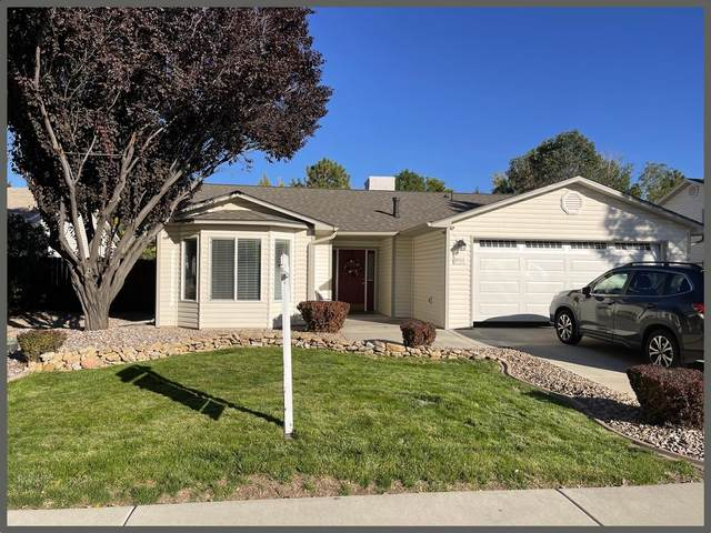416 1/2 Wood Duck Court, Grand Junction, CO 81504 (MLS #20215595) :: The Christi Reece Group