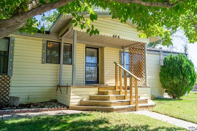 444 30 1/2 Road, Grand Junction, CO 81504 (MLS #20215596) :: The Christi Reece Group
