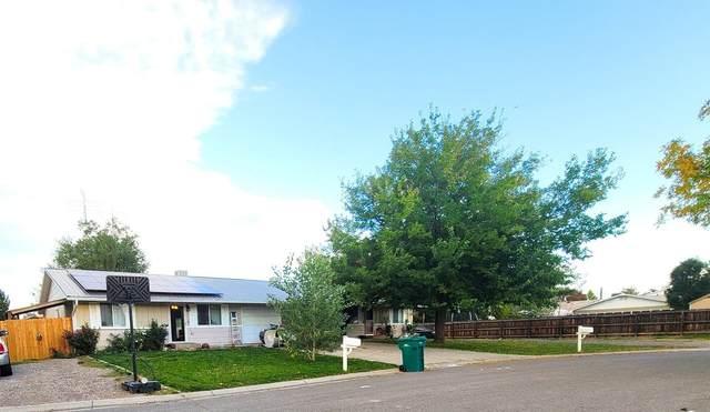 2905 Four Corners Drive, Grand Junction, CO 81503 (MLS #20215599) :: The Joe Reed Team