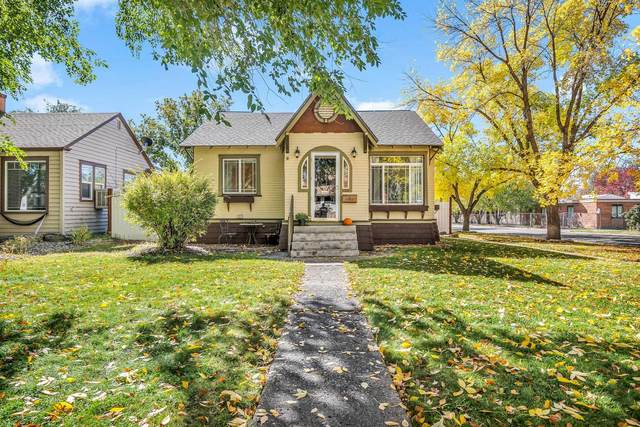 1003 Ouray Avenue, Grand Junction, CO 81501 (MLS #20215602) :: The Grand Junction Group with Keller Williams Colorado West LLC