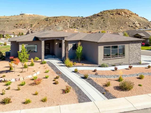 2218 Canyon Rim Drive, Grand Junction, CO 81507 (MLS #20215621) :: The Joe Reed Team