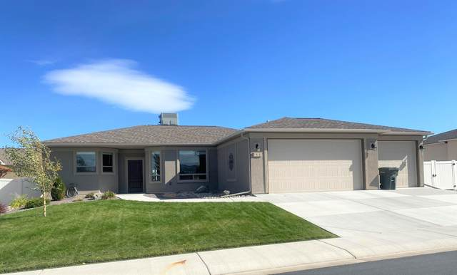 166 Night Hawk Drive, Grand Junction, CO 81503 (MLS #20215627) :: The Grand Junction Group with Keller Williams Colorado West LLC
