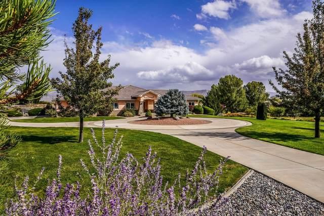 906 Topler Ridge Court, Grand Junction, CO 81505 (MLS #20215630) :: The Christi Reece Group