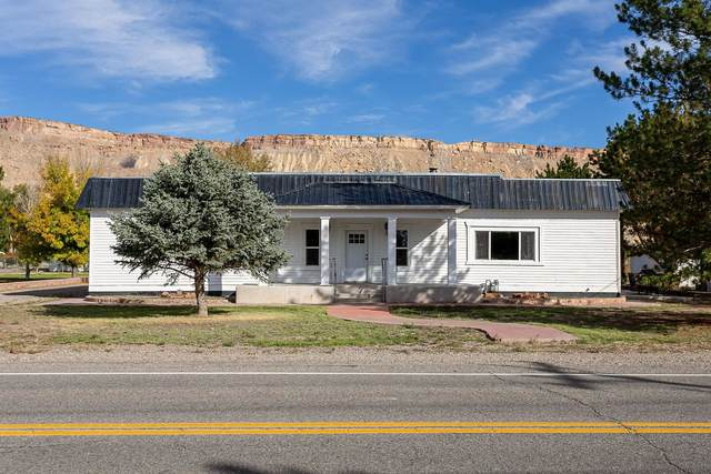 3612 G Road, Palisade, CO 81526 (MLS #20215642) :: The Grand Junction Group with Keller Williams Colorado West LLC