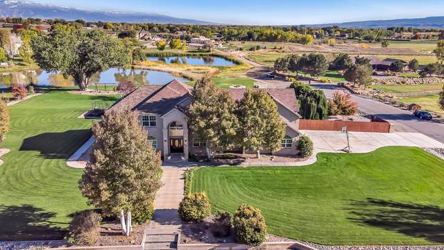 960 Red Ranch Court, Grand Junction, CO 81505 (MLS #20215649) :: The Grand Junction Group with Keller Williams Colorado West LLC