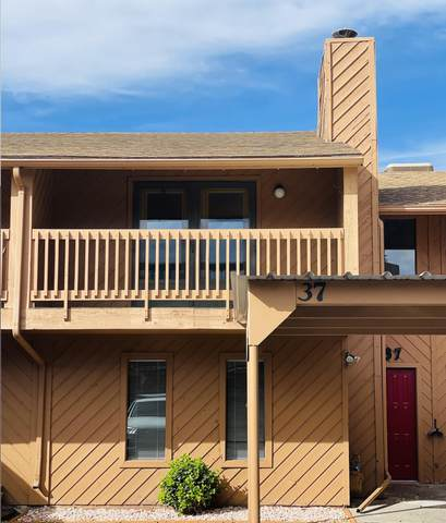 575 28 1/2 Road #37, Grand Junction, CO 81501 (MLS #20215653) :: The Christi Reece Group