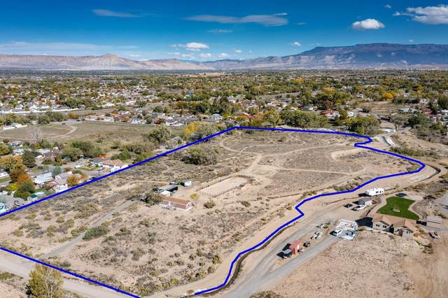 172 & 174 Sunlight Drive, Grand Junction, CO 81503 (MLS #20215654) :: The Grand Junction Group with Keller Williams Colorado West LLC
