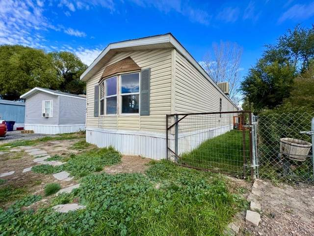 3134 Brownie Circle #42, Grand Junction, CO 81504 (MLS #20215658) :: The Grand Junction Group with Keller Williams Colorado West LLC
