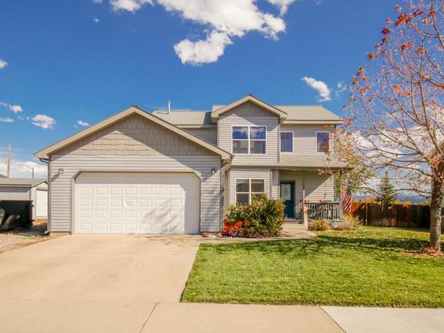1377 E 17th Street, Rifle, CO 81650 (MLS #20215659) :: The Grand Junction Group with Keller Williams Colorado West LLC
