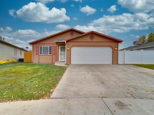 514 Vermont Lane, Fruita, CO 81521 (MLS #20215660) :: The Grand Junction Group with Keller Williams Colorado West LLC