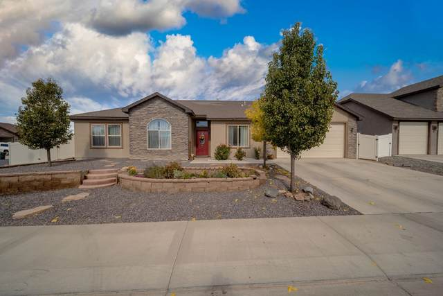 658 Chalisa Avenue, Grand Junction, CO 81505 (MLS #20215668) :: The Christi Reece Group