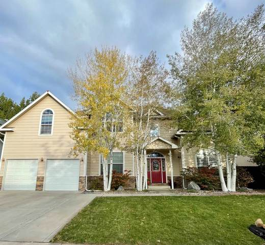 634 Irish Walk, Grand Junction, CO 81504 (MLS #20215674) :: The Grand Junction Group with Keller Williams Colorado West LLC