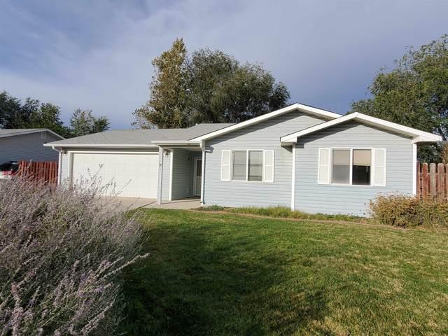 417 Canyon Trail, Grand Junction, CO 81504 (MLS #20215677) :: Michelle Ritter