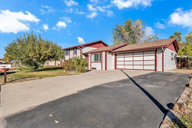 564 Peachwood Drive, Grand Junction, CO 81504 (MLS #20215682) :: The Grand Junction Group with Keller Williams Colorado West LLC