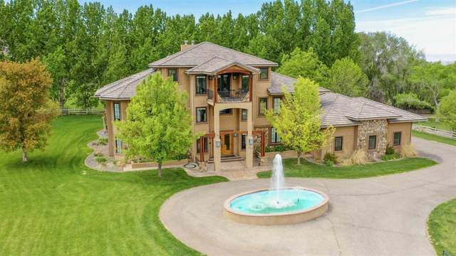 711 Independence Valley Drive, Grand Junction, CO 81507 (MLS #20215683) :: The Grand Junction Group with Keller Williams Colorado West LLC