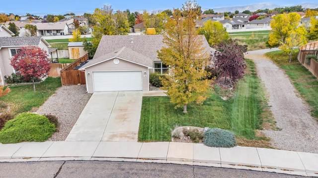 1393 E Carolina Avenue, Fruita, CO 81521 (MLS #20215685) :: The Grand Junction Group with Keller Williams Colorado West LLC
