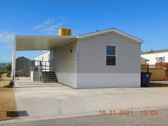 379 1/2 Fire Willow Street, Grand Junction, CO 81504 (MLS #20215690) :: The Grand Junction Group with Keller Williams Colorado West LLC