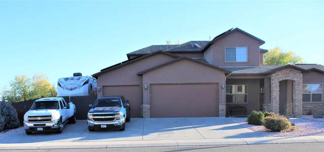 522 Corn Maiden Drive, Fruita, CO 81521 (MLS #20215695) :: The Grand Junction Group with Keller Williams Colorado West LLC