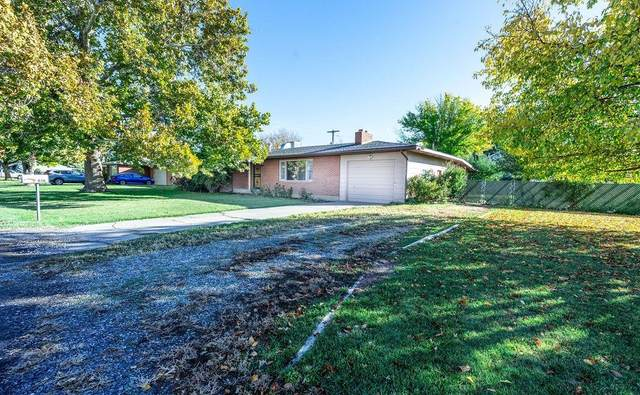616 Partee Drive, Grand Junction, CO 81504 (MLS #20215700) :: The Christi Reece Group