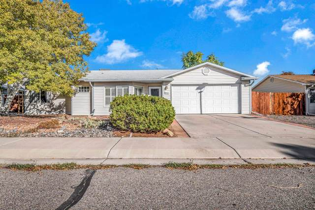 442 Mountainside Lane, Grand Junction, CO 81504 (MLS #20215702) :: The Grand Junction Group with Keller Williams Colorado West LLC