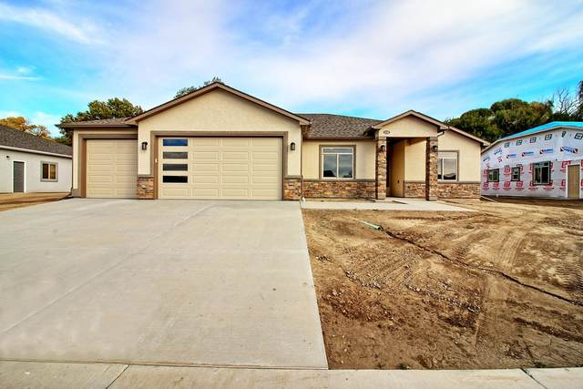 3158 Saddle Gulch Drive, Grand Junction, CO 81504 (MLS #20215703) :: The Grand Junction Group with Keller Williams Colorado West LLC