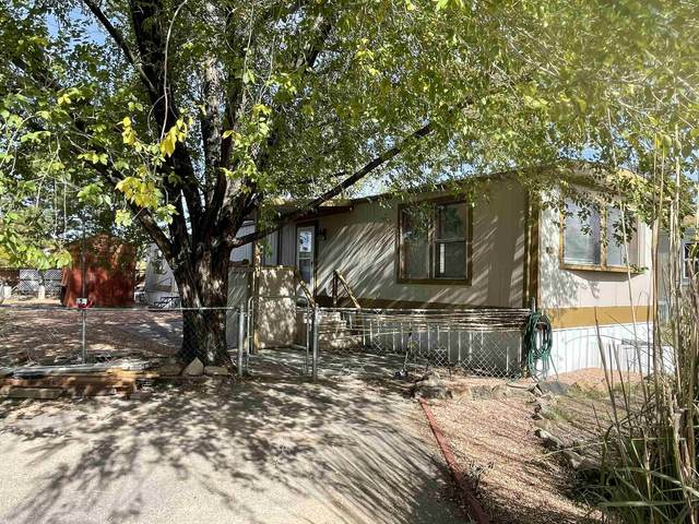 585 25 1/2 Road #137, Grand Junction, CO 81505 (MLS #20215715) :: The Christi Reece Group
