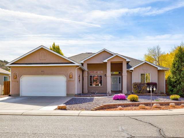 2211 Victorian Court, Grand Junction, CO 81507 (MLS #20215727) :: The Christi Reece Group