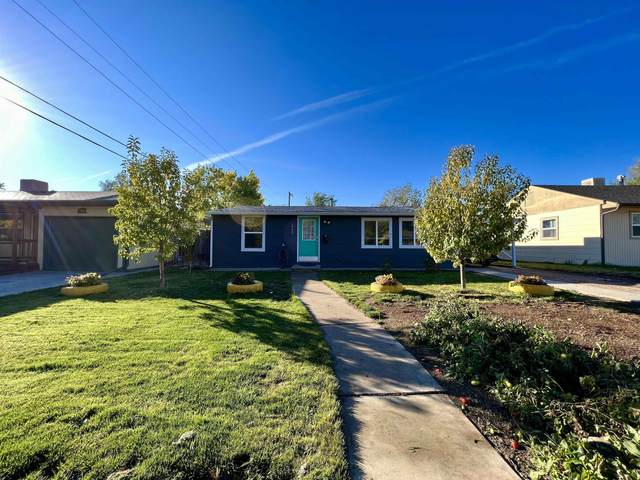 1925 Bunting Avenue, Grand Junction, CO 81501 (MLS #20215731) :: The Christi Reece Group