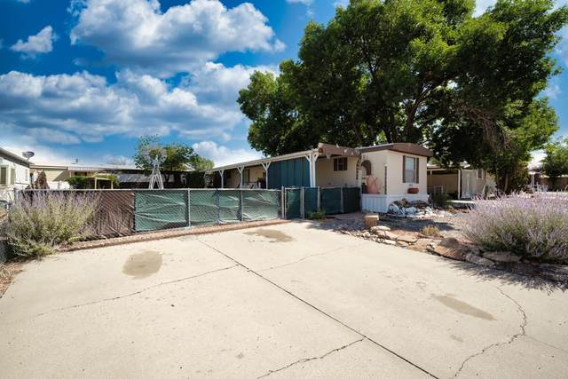 2840 1/2 Texas Avenue, Grand Junction, CO 81501 (MLS #20215738) :: The Christi Reece Group